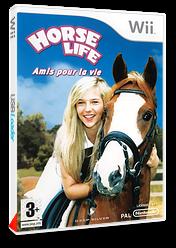 Horse Life:Amis pour la vie pochette Wii (RH5PKM)