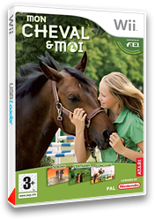 Mon Cheval et Moi pochette Wii (RHNP70)