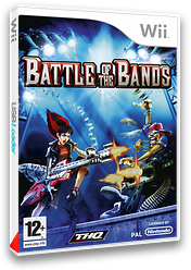 Battle of the Bands pochette Wii (RHXP78)