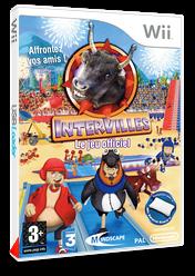 Intervilles:Le Jeu Officiel pochette Wii (RITFMR)