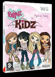 BratzKidz:Pyjama Party pochette Wii (RKGPGY)