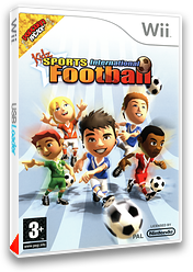 Kidz Sports : International Football pochette Wii (RKTXUG)