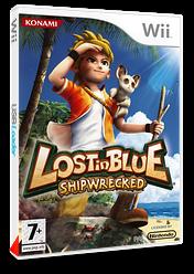 Lost in Blue:Shipwrecked pochette Wii (RKZPA4)