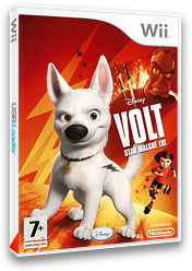 Volt:Star Malgré Lui pochette Wii (RLUX4Q)