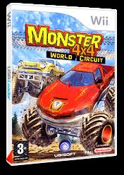 Monster 4x4:World Circuit pochette Wii (RM4P41)