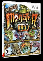 Monster Lab pochette Wii (RM7P4F)