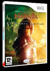 Le Monde De Narnia Chapitre 2:Le Prince Caspian pochette Wii (RNNZ4Q)