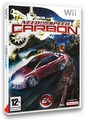 Need for Speed : Carbon pochette Wii (RNSF69)