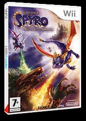 La Légende de Spyro:La Naissance d'un Dragon pochette Wii (RO8X7D)