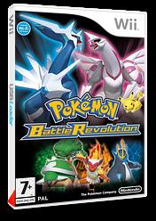 Pokemon Battle Revolution pochette Wii (RPBP01)