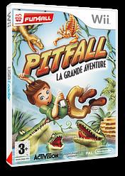Pitfall :La Grande Aventure pochette Wii (RPFP52)