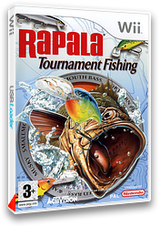 Rapala Tournament Fishing pochette Wii (RPLP52)