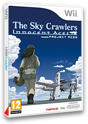 The Sky Crawlers:Innocent Aces pochette Wii (RQRPAF)
