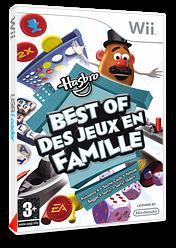 Hasbro:Best of des Jeux en Famille pochette Wii (RRMX69)