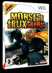 Monster Trux Arenas pochette Wii (RRXPUG)