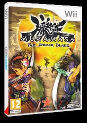 Muramasa:The Demon Blade pochette Wii (RSFP99)