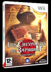 Les Chevaliers de Baphomet : Director's Cut pochette Wii (RSJP41)