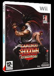 Samurai Shodown Anthology pochette Wii (RSSP7U)