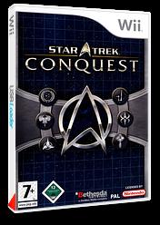 Star Trek:Conquest pochette Wii (RTJP68)
