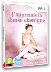 J'apprends la danse classique pochette Wii (RU9PGT)