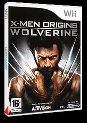 X-Men Origins:Wolverine pochette Wii (RWUP52)