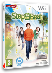 Step to the Beat pochette Wii (RY6PA4)