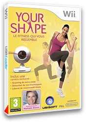 Your Shape pochette Wii (RYRP41)