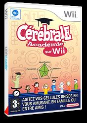 Cérébrale Académie pochette Wii (RYWP01)