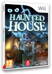 Haunted House pochette Wii (S2HP70)