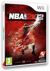 NBA 2K12 pochette Wii (S2QP54)