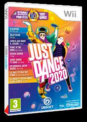 Just Dance 2020 pochette Wii (S2UP41)