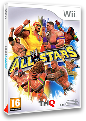 WWE All Stars pochette Wii (S2WP78)