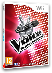 The Voice : La Plus Belle Voix pochette Wii (S32FJW)