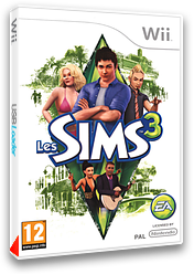 Les Sims 3 pochette Wii (S3MP69)