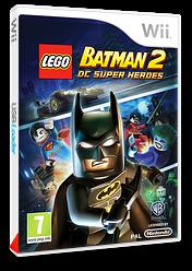 LEGO Batman 2:DC Super Heroes pochette Wii (S7APWR)