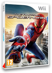 The Amazing Spider-Man pochette Wii (SA8P52)