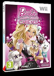 Barbie et le Salon de Beauté des Chiens pochette Wii (SB9P78)