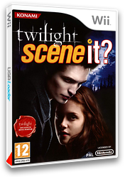 Scene It? Twilight pochette Wii (SCNPA4)