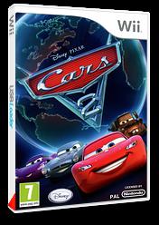 Cars 2 pochette Wii (SCYP4Q)