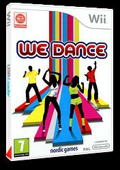 We Dance pochette Wii (SDSPNG)