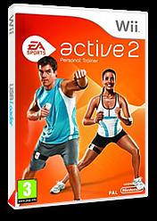EA Sports Active 2 pochette Wii (SE2P69)