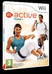 EA Sports Active:Plus d'Exercices pochette Wii (SEAP69)