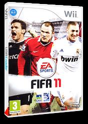 FIFA 11 pochette Wii (SELP69)