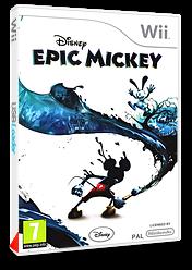 Disney Epic Mickey pochette Wii (SEMX4Q)