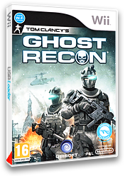Tom Clancy's Ghost Recon pochette Wii (SGHP41)