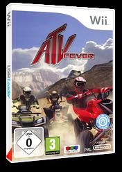 ATV Fever pochette Wii (SH7PNJ)