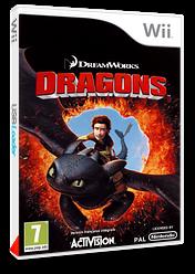 Dragons pochette Wii (SHDP52)