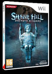 Silent Hill:Shattered Memories pochette Wii (SHLPA4)