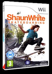 Shaun White Skateboarding pochette Wii (SHNP41)