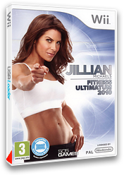 Jillian Michaels Fitness Ultimatum 2010 pochette Wii (SJMPGT)
